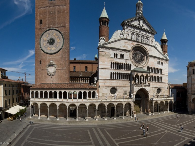 Cathedral, Baptistery and Torrazzo