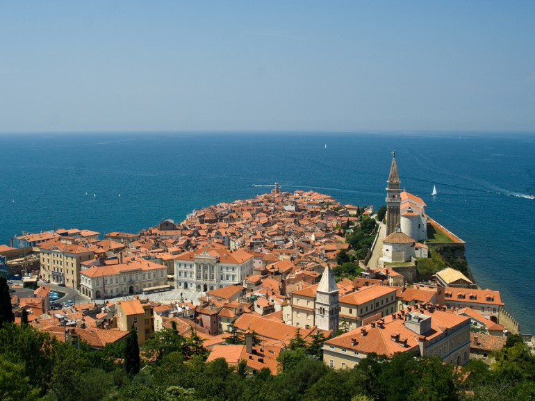 View of Piran