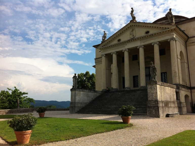 Villa Capra by Palladio