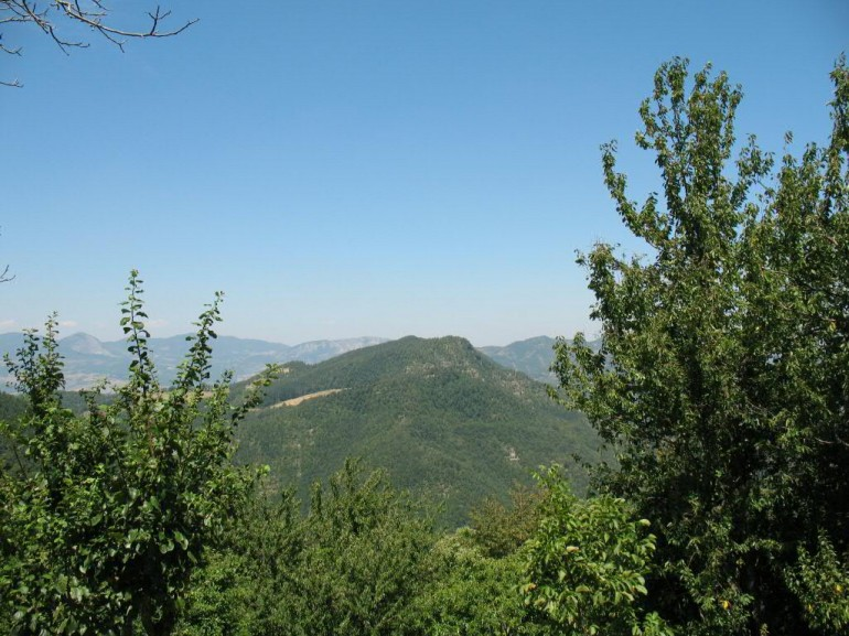 Mugello, afew km from Florence