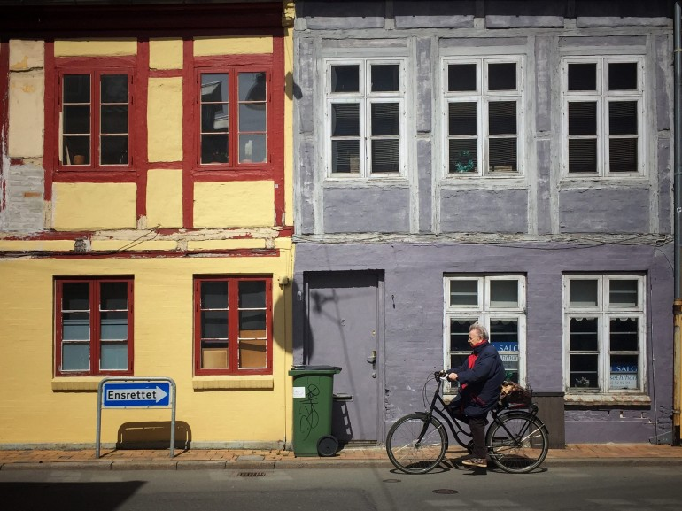 Streets of Odense
