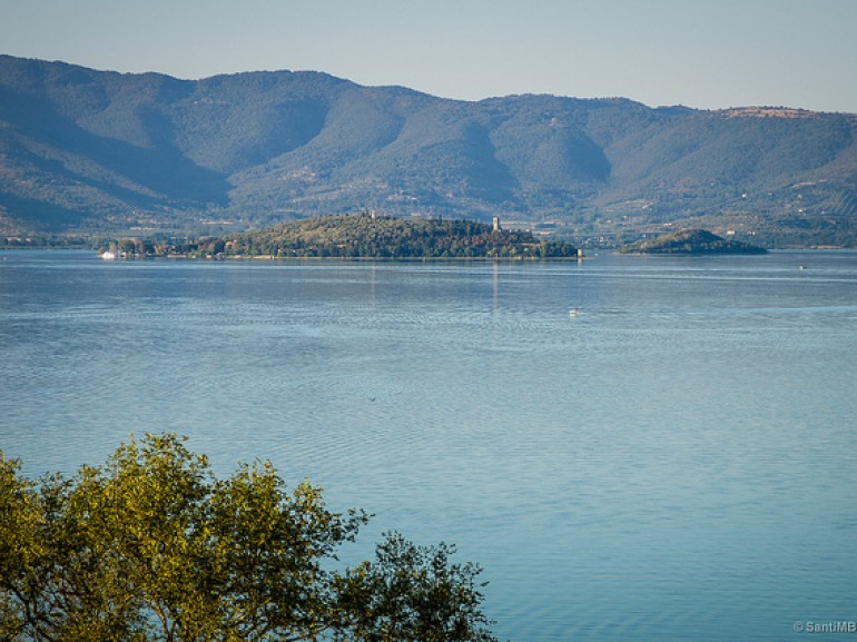 Lago Trasimeno, foto di SantiMB.Photos via Flickr