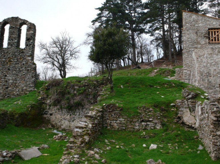 Along the Path of Monasticism
