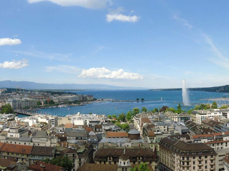 View of Geneva