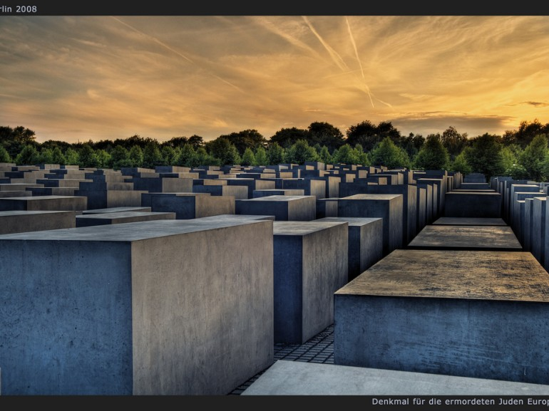 Memorial to the Murdered Jews of Europe,