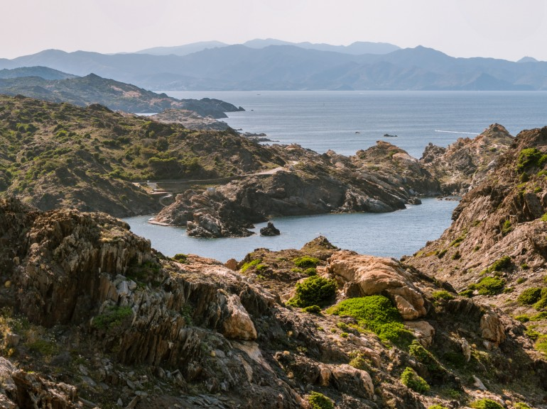 Cap de Creus Natural Park, Costa Brava, Spain