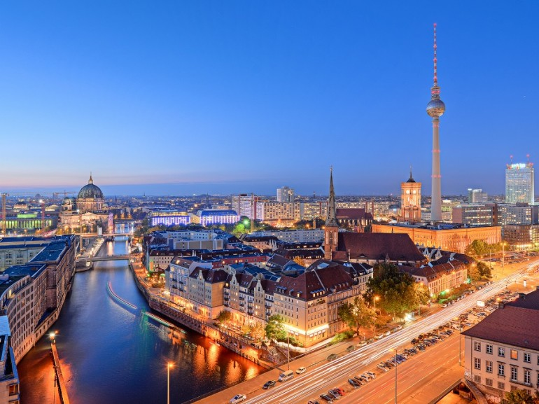 Berlin, green travel guide