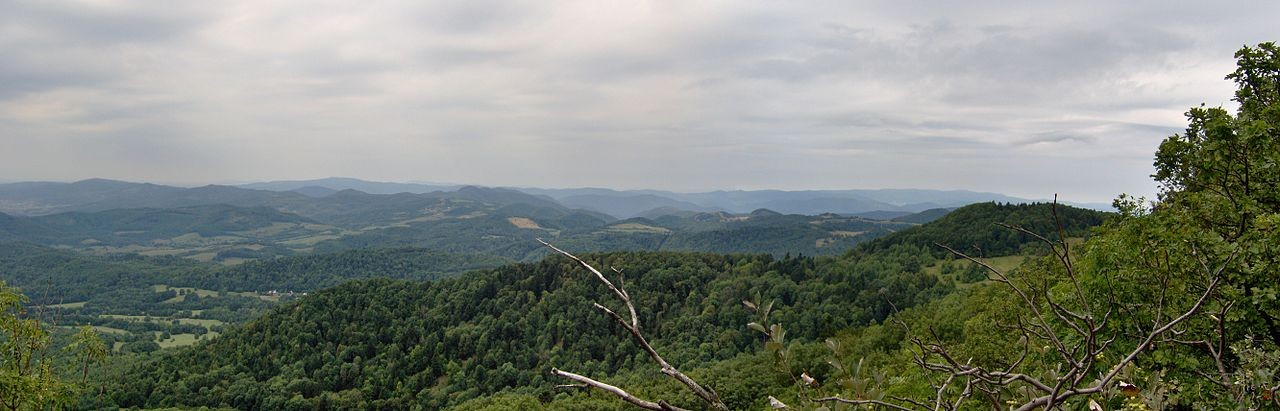 View from Sitno